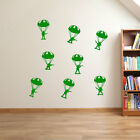 Army SAS Paratroopers Marines Kid Combat Military Wall Decal Sticker Soldier A48