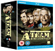 THE A TEAM -COMPLETE TV SERIES - SEASONS 1 2 3 4 & 5 (BRAND NEW BLURAY BOXSET)