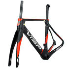 Full Carbon Fiber 700C Road Bike Frame+Fork+Seatpost 46/48/50/52cm Frameset