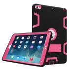 Hybrid Heavy Duty Protective Case for Apple New iPad 9.7 inch 2017 5th Gen