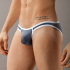 Men Smooth G-String Underwear Shorts Bulge Thongs Popular Come Jockstrap Briefs