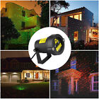 Outdoor Waterproof R&G Laser Projector Light Remote Control  for Party DJ New