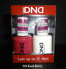 DND Daisy Soak Off Gel Polish PICK YOUR COLOR full size .5oz LED/UV duo #401-520