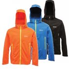 Regatta Static Mens Lightweight Water Repellent Wind Resistant Softshell