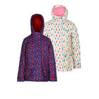 Regatta Bouncy Girls Waterproof Breathable Lined Padded Jacket