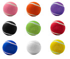 150 Toy Tennis Balls for Pets and People Wholesale Lot