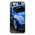 GT3 plastic phone case fits iPhone