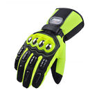 PRO Metal Strong Knuckle Mad Racing Motocross Motorcycle Armor Glove Touchscreen