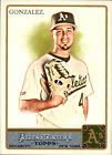 2011 Topps Allen and Ginter Base Singles #208-299 (Pick Your Cards)