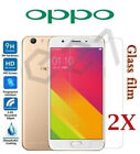 2 X OZ Tempered Glass Film Screen Protector Oppo A57 / F1s / Find 9 / R9s