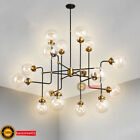 Modern Chandelier industrial art decor glass ceiling pendant lighting fixture