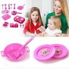 15Pcs Kids Baby Kitchen Utensil Pots Pans Pretend Food Cooking Play Role Toy Set
