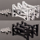 3PCS ALUMINUM MIDDLE CHASSIS MOUNT TAMIYA TRACTOR TRUCK 56301 56304 56309 56314