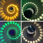 New Crystal Rotating Stage Bulb Bar Party Festival Decor Ballroom Colorful Lamp