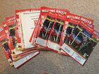 """WELLING UNITED FC HOME MATCH PROGRAMMES VARIOUS SEASONS """" BUY 1 GET 1 FREE """""""