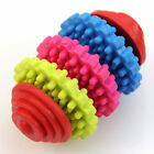 Rubber Pet Dog Puppy Dental Teething Healthy Teeth Gums Chew Toy Colorful Tool