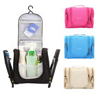 Travel Cosmetic Makeup Hanging Toiletry Bag Wash Organizer Storage Pouch Case
