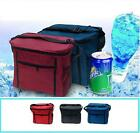 EXTRA LARGE 10 LITRE 30 CAN INSULATED COOLER COOL BAG COLLAPSIBLE PICNIC CAMPING