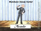 PERSONALIZED CUSTOM CARTOON PRINT - SINGER/ACTOR  - GREAT GIFT IDEA! FREE S/H