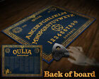 Ouija Board Talking Board Talk To The Dead Engraved  Planchette Spirit Board**