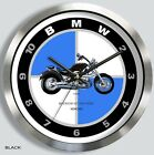 BMW R1200C MOTORCYCLE METAL WALL CLOCK choice of 10 colors R1200