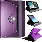 """Universal PU Leather Stand Folio 360° Case Tablet Cover For 9"""",9.6"""",9.7"""", 10.1"""""""
