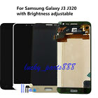 LCD Touch Screen Digitizer Assembly For Samsung Galaxy J3 2016 J320 Adjust Light