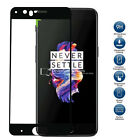 USA Flat Full Cover Tempered Screen Glass Protector Film For Oneplus 5 Five 1+ 5