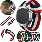 Nylon Woven Wrist Band 22mm Bracelet Strap For Samsung Gear S3 Classic/Frontier