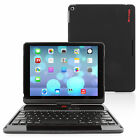 """Snugg 360 Degree Keyboard Case Cover For Apple New iPad 2017 9.7"""" Air"""