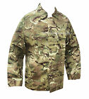 BRITISH ARMY - MTP CAMOUFLAGE BARRACK SHIRT WITH BUTTONS - NEW - VARIOUS SIZES