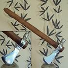 Native American Indian Tomahawk Peacepipe Suitable for Re-enactment or Display