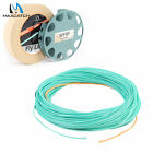 Nymph Fly Line Floating WF2F3F4F5F6F 90' Weight Forward 2Colors 2 Welded Loops