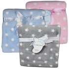 Plush Soft Star Baby & Infant Blanket by Baby Mode