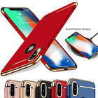 For iPhone X 6 6S 7 8 iPhone8 Plus Shockproof Ultra Thin Hybrid Hard Case Cover