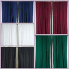10 ft x 10 ft Polyester Professional BACKDROP CURTAINS Wedding Party Decorations