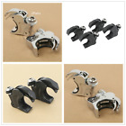 39mm Quick Release Windscreen Clamps For Harley Dyna Sportster Custom TCMT