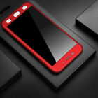 For OnePlus 5/3/3T Luxury 360° Full Protection Hybrid Acrylic Hard Case Cover