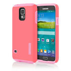 Incipio For Samsung Galaxy S5 Case DualPro Shockproof Hybrid Rugged Hard Cover