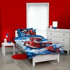 NEW Spider-Man Quilt Cover Set