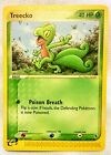 POKEMON CARD - Treecko - 75/109 Ex Ruby and Sapphire RARE NON HALO FREE SHIPPING