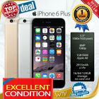 Apple iPhone 6 Plus/6/5S/4S Factory Unlocked  GSM/CDMA  Space Gray Gold Silver