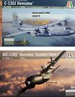 Italeri 1/72 Hercules New Plastic Model Kit 1 72