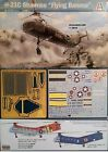 "Italeri 1/48 H-21C Shawnee ""Flying Banana"" New Plastic Model Kit New Moulds 2733"