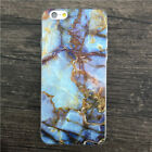 TPU Marble Texture Print Cover Case for Apple iPhone 6 Plus 5s 5 Mobile Phone