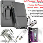 Quality Vertical Belt Pouch Phone Protection Case Cover✔Accessory Pack✔Grey