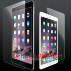 100% Genuine For Apple iPad Models Tempered Glass Screen Protector Film