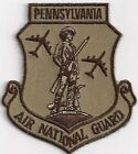 USAF 171ST AIR REFUELING WING PATCH -   MINUTEMAN W/ PENNSLYVANIA TAB     DESERT