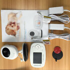 2.4inch TFT LCD Screen Wireless Digital Video Baby Monitor Temperature Detection