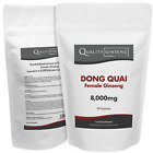 DONG QUAI FEMALE GINSENG - 3,750mg Capsules - Powerful Formula - Best Quality